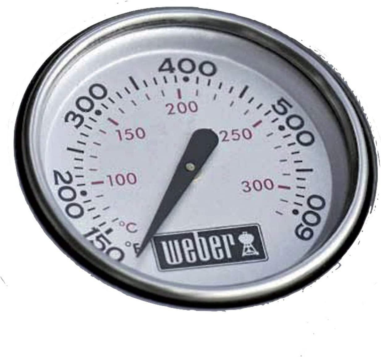 Weber Lid Thermometer For Charcoal Grills All Models From 2010 And Spirit Amazon Co Uk Garden Outdoors Gauge your steak's doneness without cutting into your precious piece of meat. weber lid thermometer for charcoal grills all models from 2010 and spirit