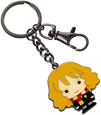 HARRY POTTER 54310 Hermione Granger Llavero estándar: Amazon ...