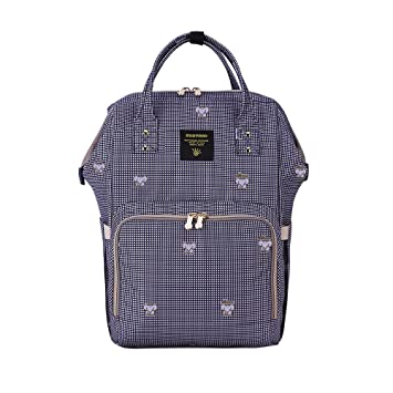 Diapering Diaper Bags Mummy Maternity Nappy Diaper Bag Large Changing Baby Travel Backpack Handbag