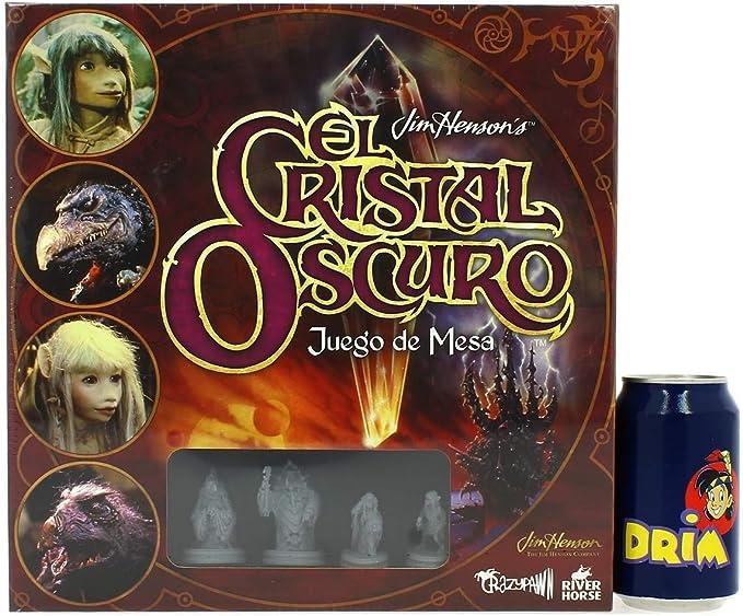 Crazy pawn - Juego de mesa Cristal Oscuro: Amazon.es: Juguetes y ...