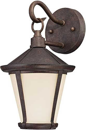 Westinghouse Lighting 6204100 Darcy One-Light LED Outdoor Wall Fixture