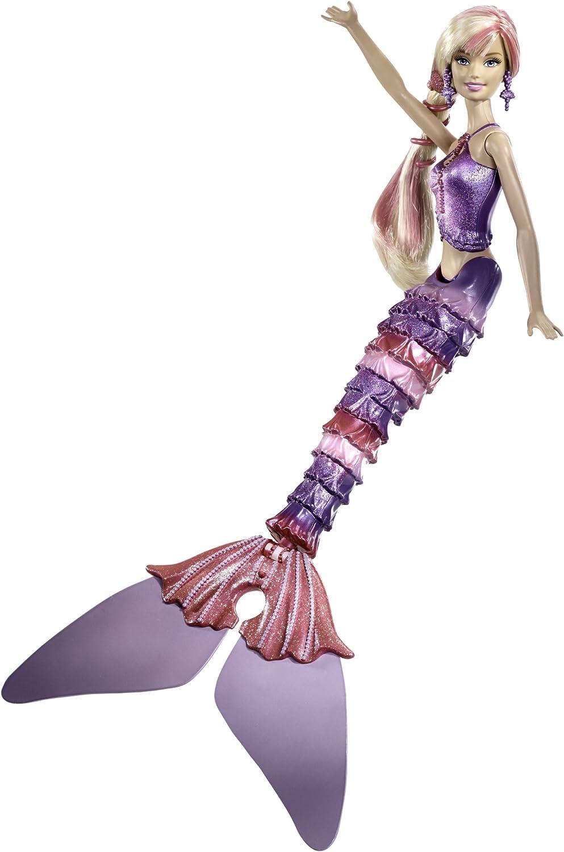 Barbie In A Mermaid Tale Swim N Dance Mermaid Barbie Doll Dolls