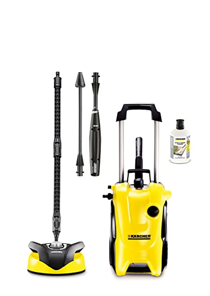 Vaak Kärcher K5 Compact Home High Pressure Washer with Home Kit: Amazon WJ06