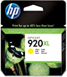 HP 920XL - Print cartridge - 1 x yellow - blister