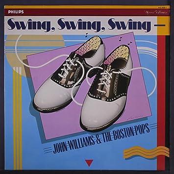 Williams, John / Boston Pops - Swing, Swing, Swing [Vinyl] - Amazon.com  Music