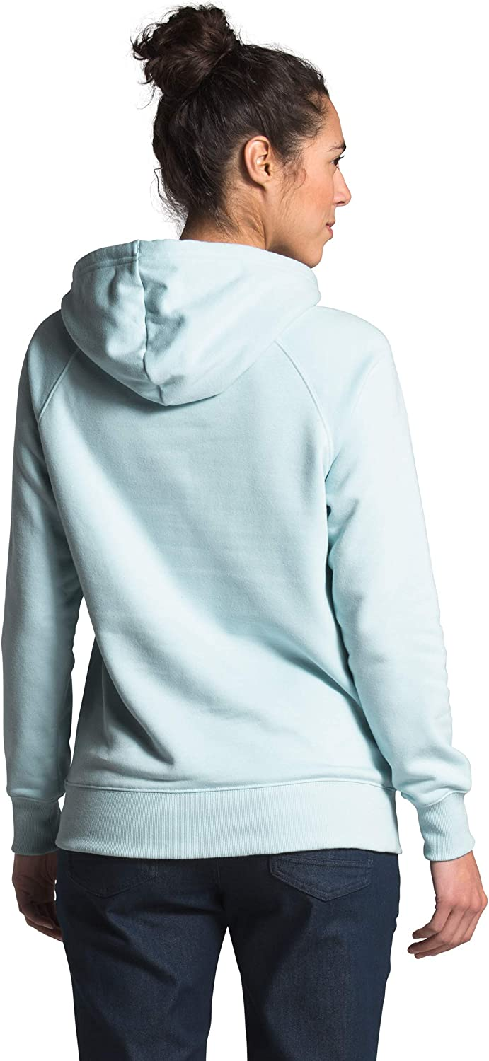 The North Face Damen Half Dome Hoodie Starlight Blue