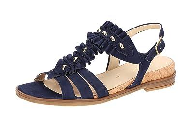 CasualSandales Bride Femme Cheville Gabor Shoes 8PXkn0wO