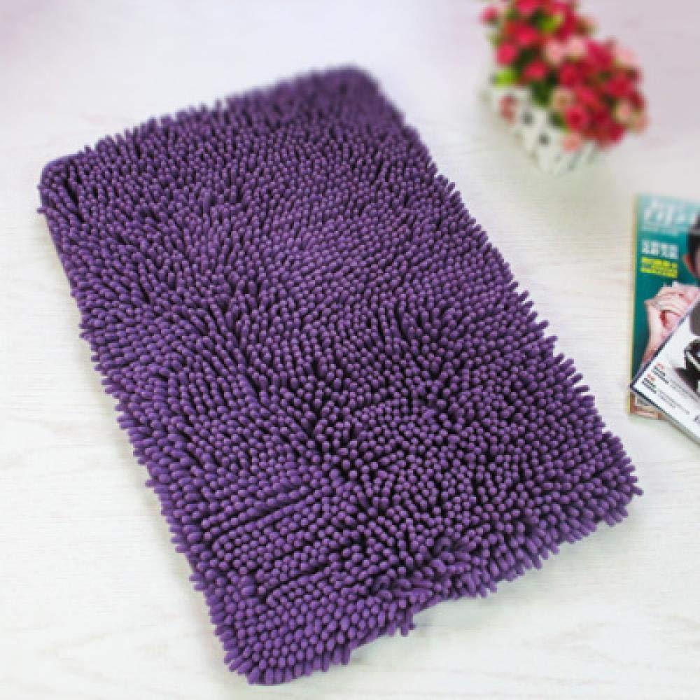 Tapis De Salon Violet Foncé JuxinShangmao8 Chenille Eco Mat ...