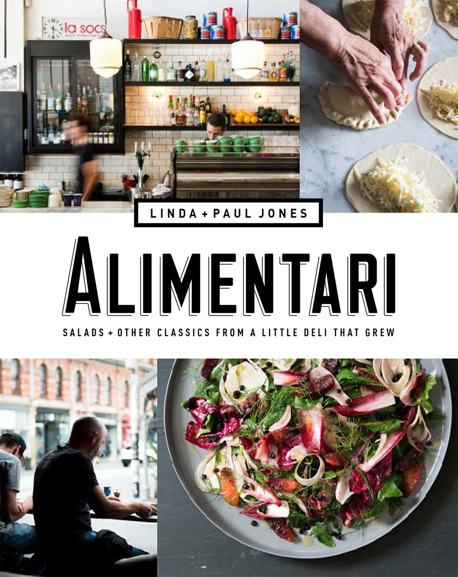 Alimentari: Salads + Other Classics from a Little Deli that Grew ebook