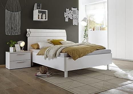 Camera Da Letto Legno Bianco : Camera da letto grattarola in massello completau
