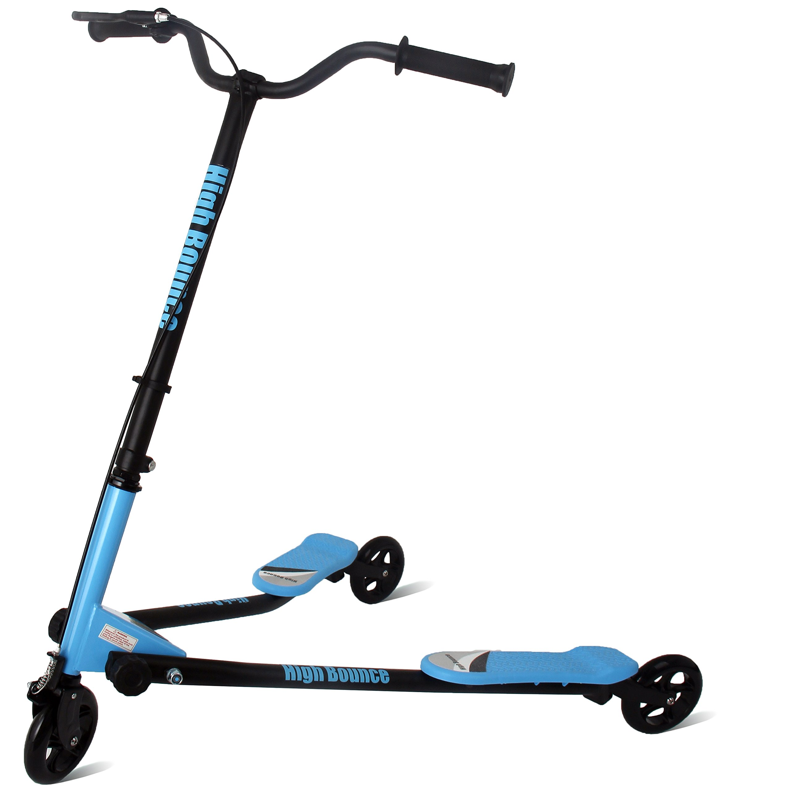 High Bounce Y Slicker Scooter (Blue)