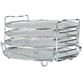 Food Dehydrator Stand Racks for Gowise Phillips USA Cozyna Ninjia Airfryer, Fit all 4.2QT - 5.8QT and above air fryer,Dehydra