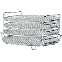 Food Dehydrator Stand Racks for Gowise Phillips USA Cozyna Ninjia Airfryer, Fit all 4.2QT - 5.8QT and above air fryer…
