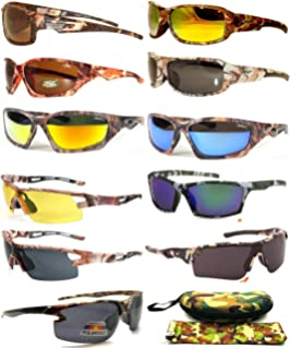 233e943a8 Men Women Unisex Fashion Designer Retro Sports Biker Bulk Lot WHOLESALE  SUNGLASSES