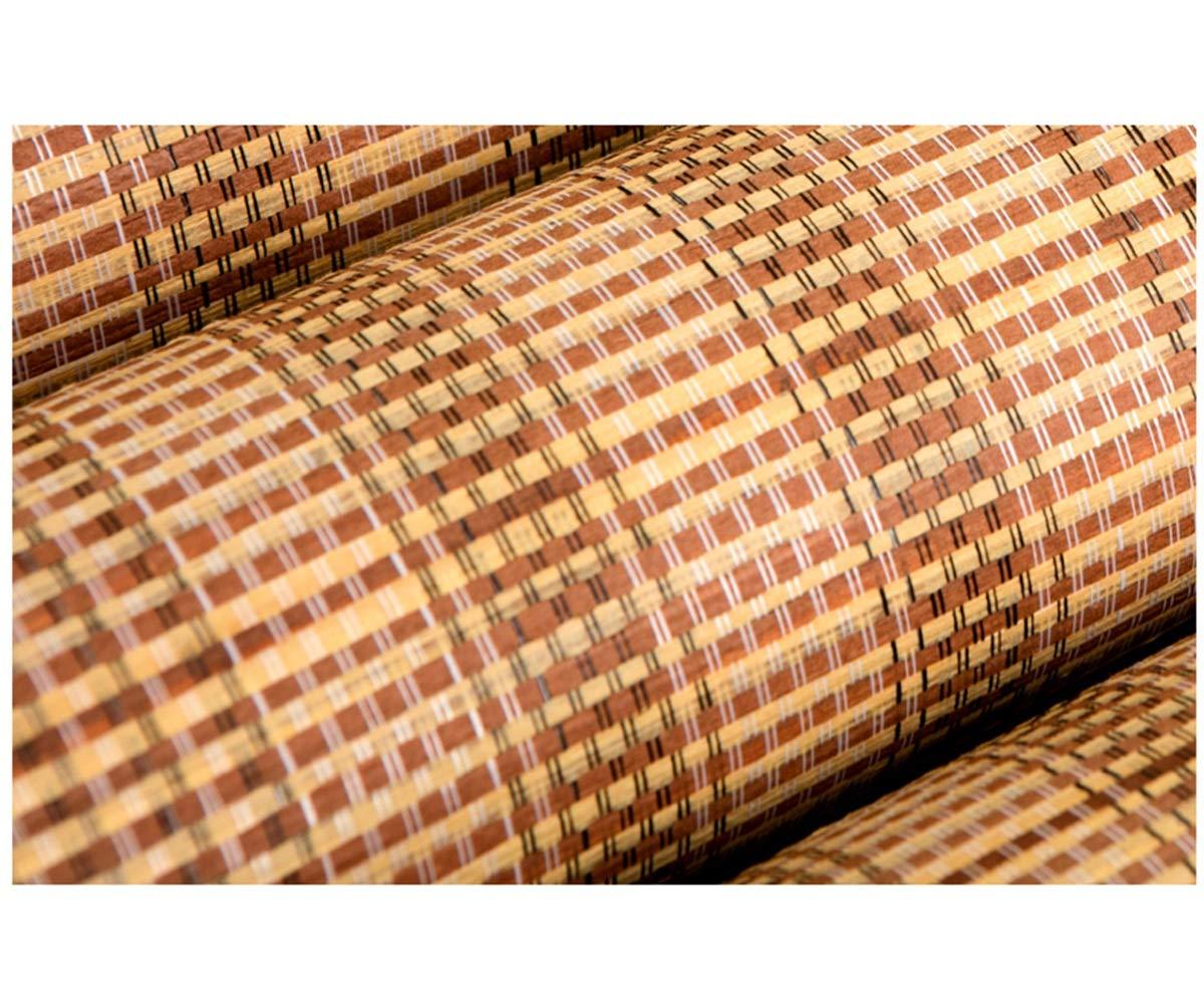 Student Summer Bamboo Mats Folding Dormitory Cool Pillow Kit (Size : 1.8×2.2M) MAT Bamboo mat