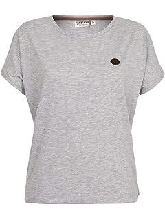 Naketano Damen T Shirt Jugor÷÷÷s Pomp÷s T Shirt