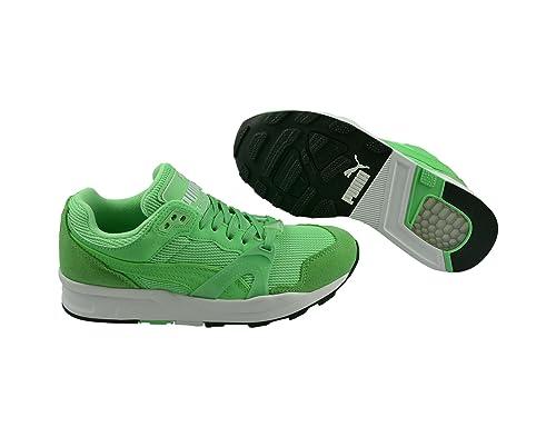 puma zapatilla hombre verde