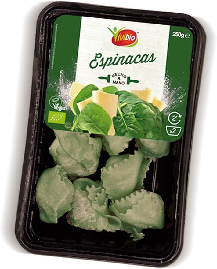 Panzerotto de Espinacas & Queso Vegan Bio Vivibio, 250g ...