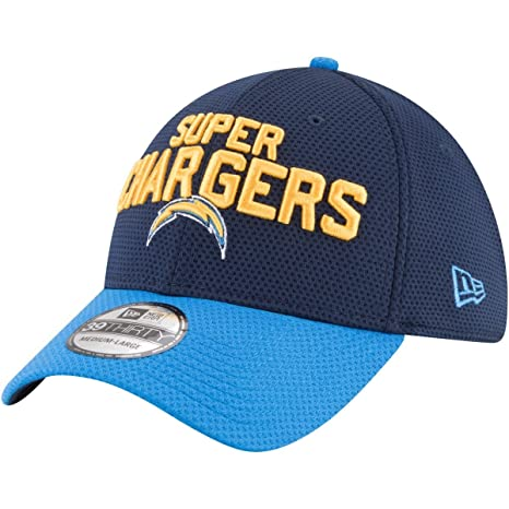 New Era 39Thirty Cap NFL 2018 DRAFT Los Angeles Chargers