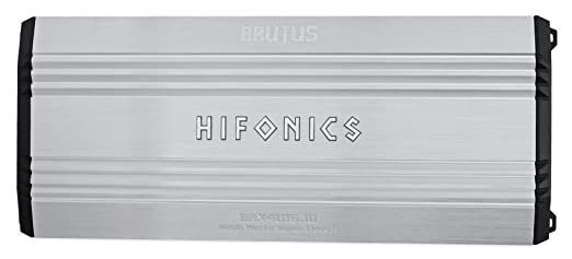 Amazon.com: Hifonics BRX4016.1D Brutus 4000 Watt Mono Amplifier Car Audio Class-D Amp: Car Electronics