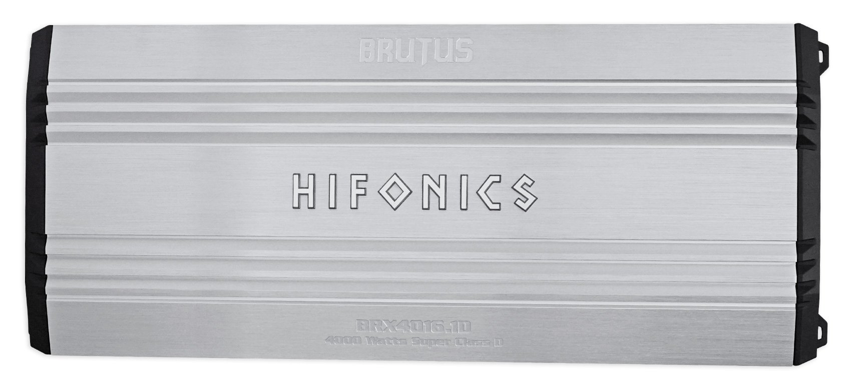Hifonics BRX4016.1D Brutus 4000 Watt Mono Amplifier Car Audio Class-D Amp by Hifonics (Image #2)