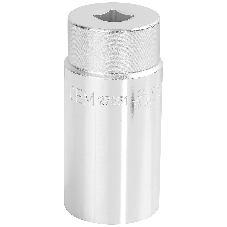 OEMTOOLS 27051 1//2 Inch Drive 32mm Axle Nut Socket