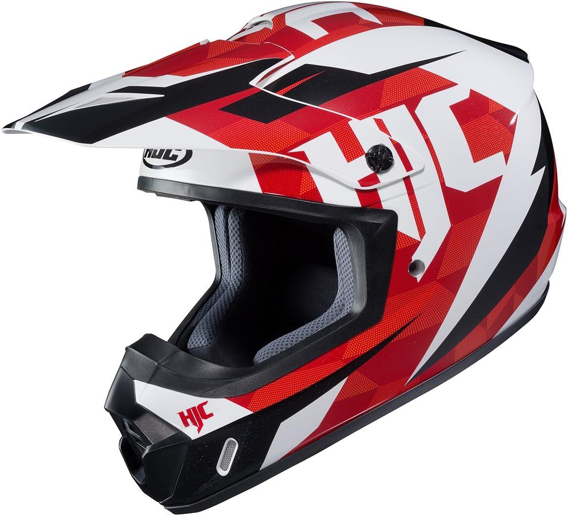 B075BHZL59 HJC Unisex-Adult Off-Road-Helmet-Style CS-MX II Dakota (MC-1, X-Large) 71TW87OGmoL.SL1200_