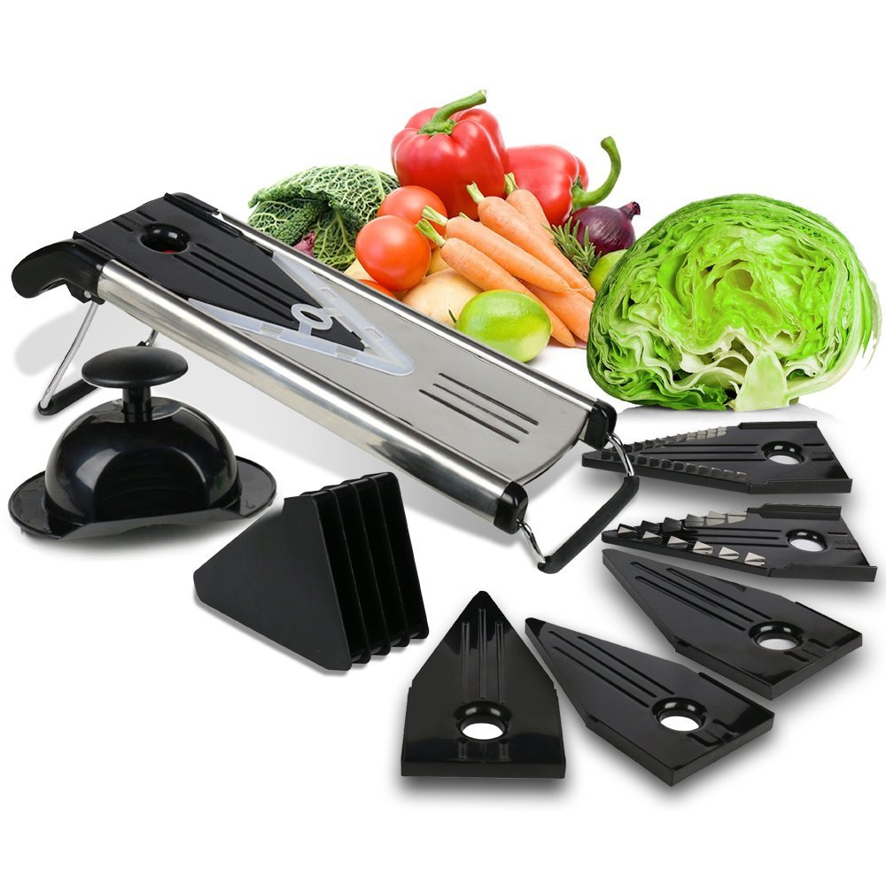 culinary cooking tools professional mandoline food slicer vegetable chopper fr ebay. Black Bedroom Furniture Sets. Home Design Ideas