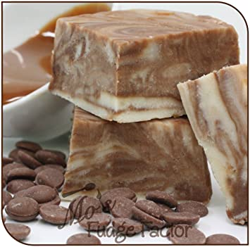 Mos Fudge, Chocolate Caramel Cheesecake, Two Pounds