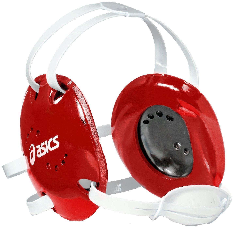 ASICS Unisex Snap down earguard ASICS Snap Down Earguard Black One Size ASICS Sports Apparel