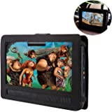 """YOOHOO Tablet Car Headrest Mount Holder for 10"""" - 10.5"""" Tablet and Portable DVD Player(10 inch)"""