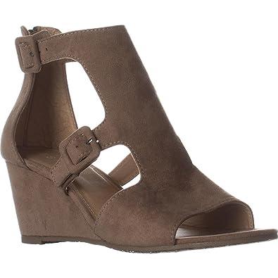 Keilabsatz Sandalen Esprit Damen Schuhe