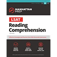 LSAT Reading Comprehension (Manhattan Prep LSAT Strategy Guides)