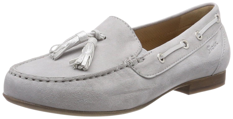 gris (Matera) (Matera) (Matera) Sioux Borika-XL, Mocassins Femme 88a