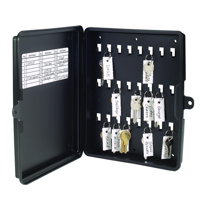 Amazoncom STEELMASTER 24 Key Storage Box 863