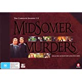 MIDSOMER MURDERS: SEASON 1 - 4 COLLECTION (LIMITED EDITION)^MIDSOMER MURDERS: SEASON 1 - 4 COLLECTION (LIMITED EDITION)