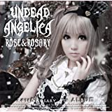 Rose&Rosary 4thアルバム『アンデッド・アンジェリカ』