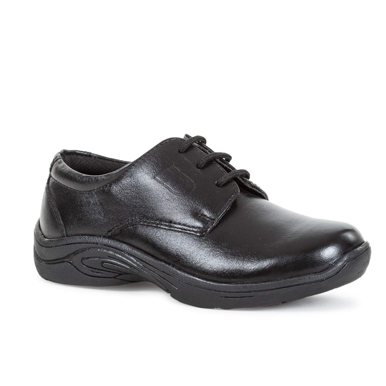 Buy ID Boys Black School Shoes at Amazon.in