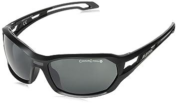 Alpina Amition Draff Sonnenbrille, White, One size