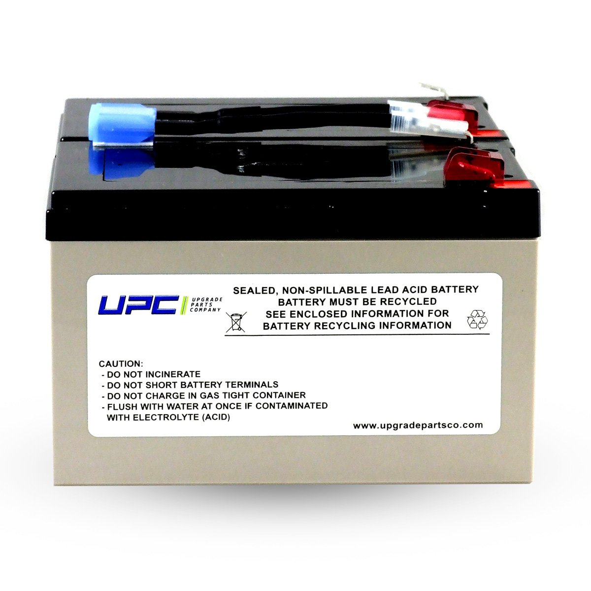UPC RBC6 Replacement Battery Cartridge