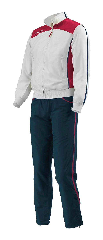 MACRON Chándal de entrenamiento deportivo Rosso/Bianco/Navy Talla ...