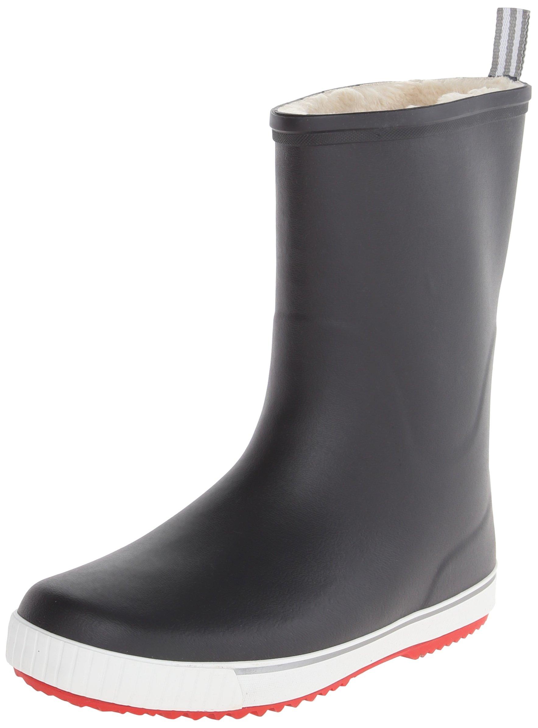 Tretorn Women's Wings Vinter Rain Shoe, Black, 38 EU/7 M US
