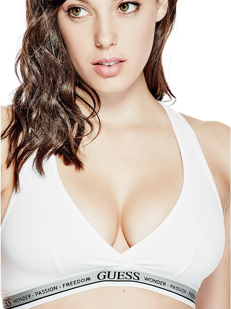 GUESS Womens Active Bra
