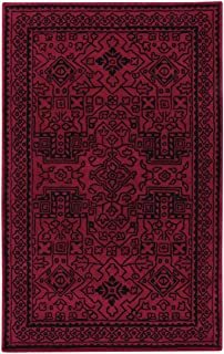 product image for Capel Orinda-Graphic Red 10' x 13' Rectangle Hand Tufted Rug
