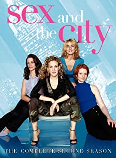 Seasons of sex and the city
