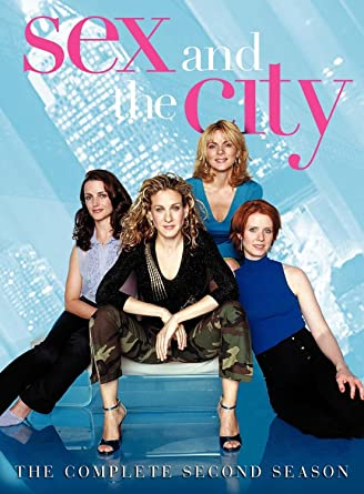 Dvd sex and the city seasons