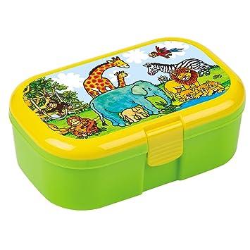 Fiambrera Zoo con frutas y verduras compartimento extraíble ...