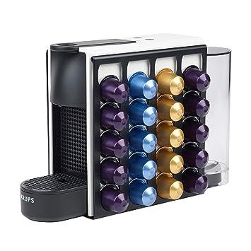 U-CAP Premium, el portacápsulas/dispensador de cápsulas para Nespresso® ESSENZA MINI KRUPS: Amazon.es: Hogar