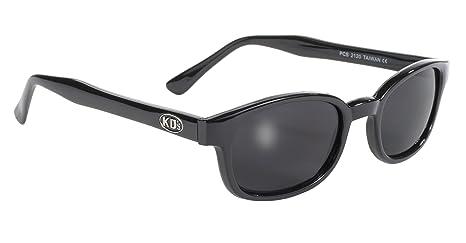 4b8ada6d7cf13 Pacific Coast Original KD s Biker Sunglasses (Black Frame Dark Grey ...