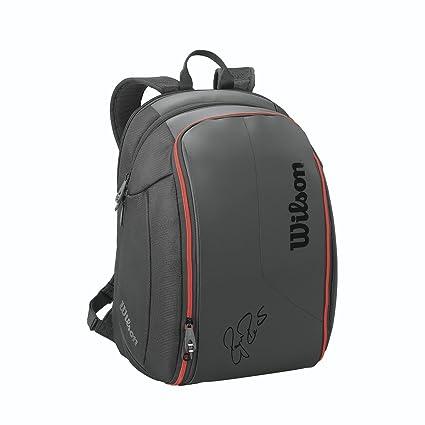 21d6d384a2126 Amazon.com   Wilson Federer DNA Collection Racket Backpack